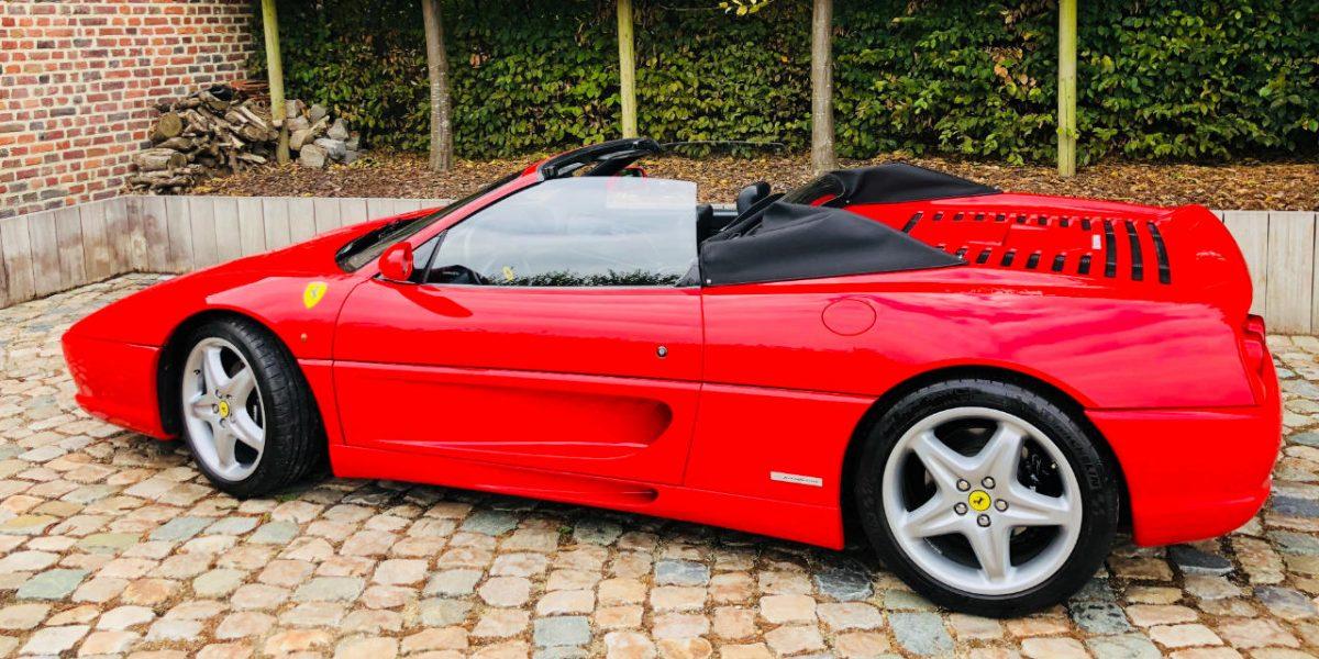 Ferrari: Live the dream